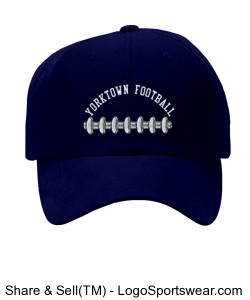 Pro Cotton Cap Design Zoom